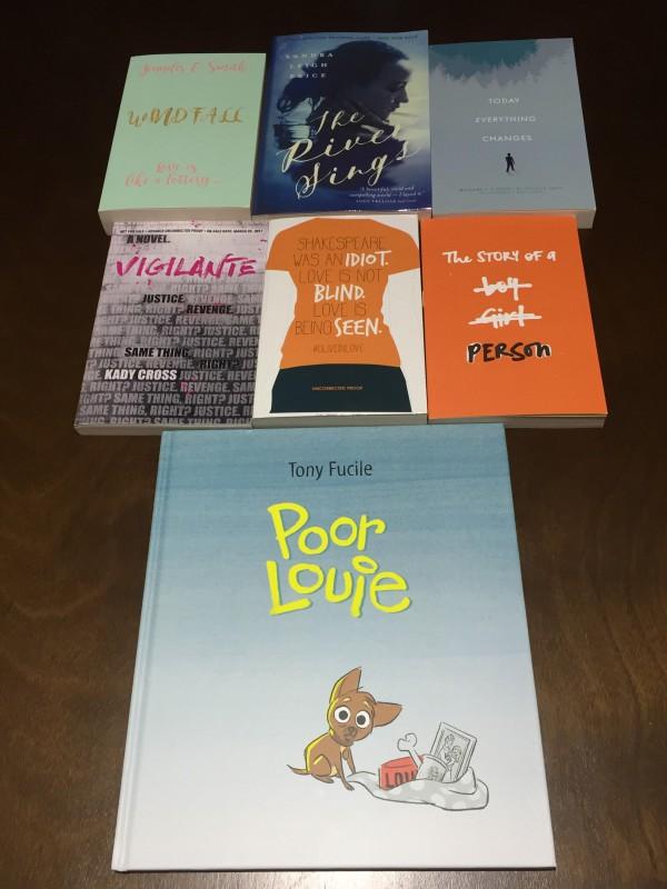 Book Hall - 20/02/17-24/02/17