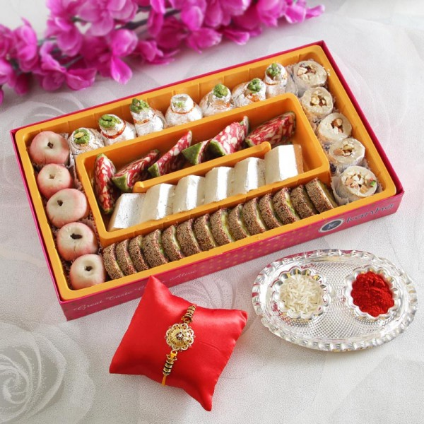 Send Rakhi to Belgaum to Bring a Smile on the Face of Your Lovely Brother this Raksha Bandhan