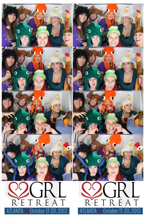 Nikyta, Anna, Heather, Tina, Ang, MJ & Lorelei