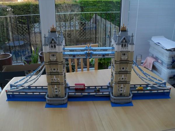 Tower Bridge, LEGO-style!