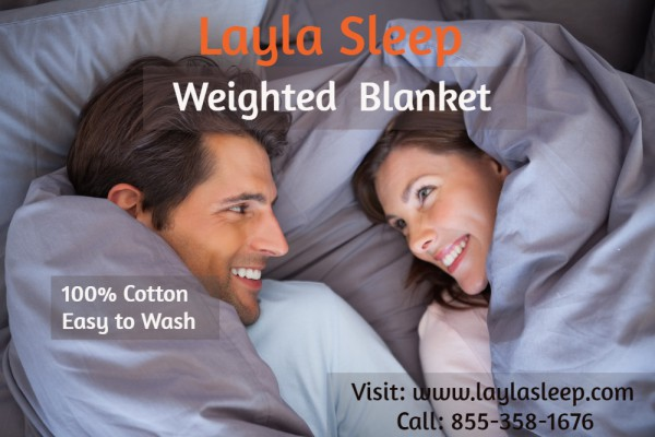 Layla Weighted Blankets