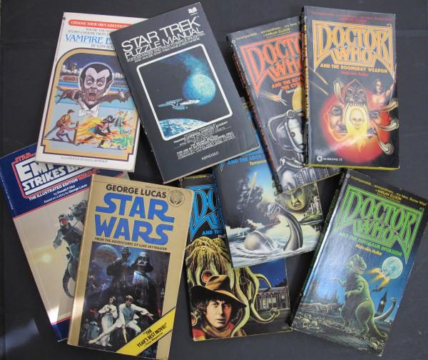 High School Geek Cred Books!