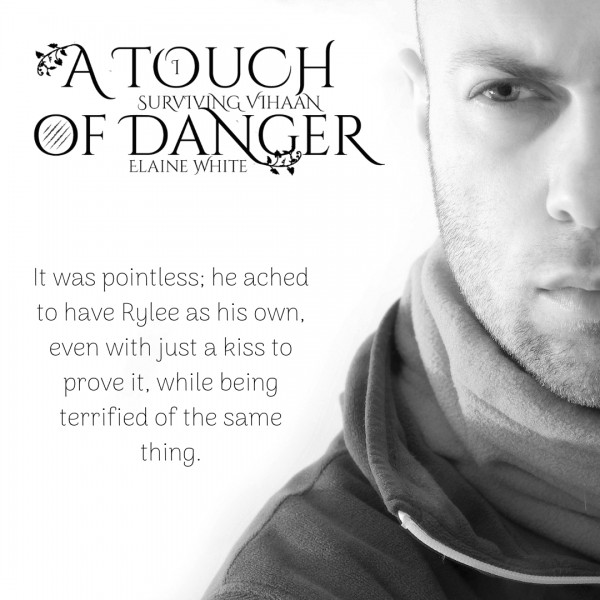 A Touch of Danger, by Elaine White