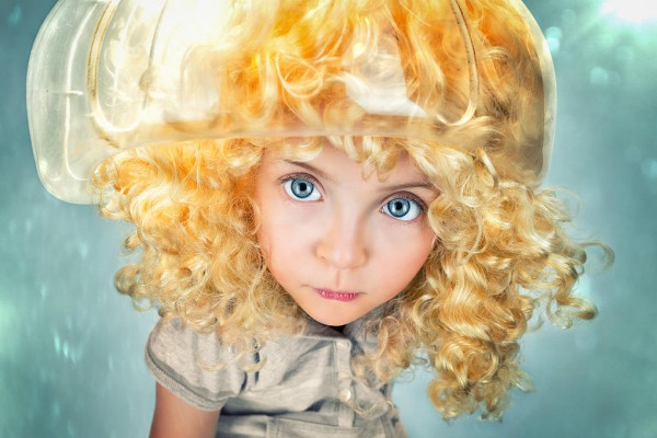 Jellyfish Girl by John WIlhelm