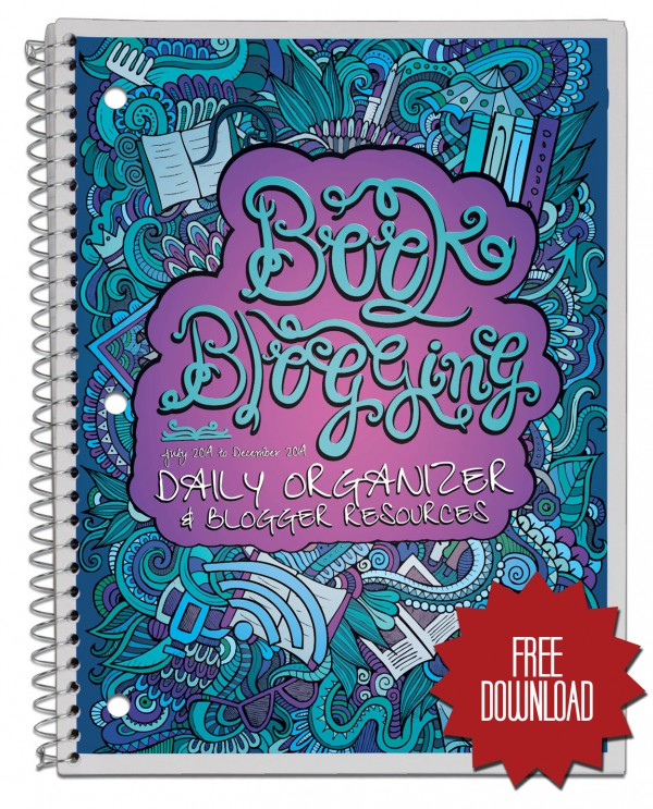 The Book Blogger Daily Organizer