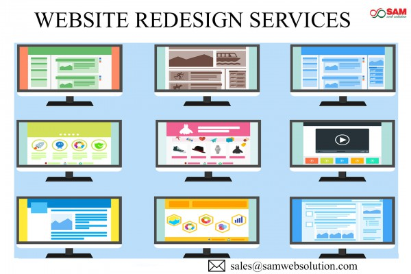 Redesign Your Website with Value Added Feathers | Website Redesigning Services