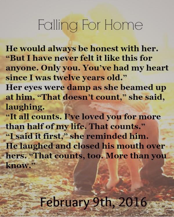 Falling for Home teaser