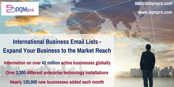 International Mailing Lists