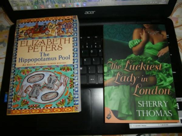 The latest books I bought