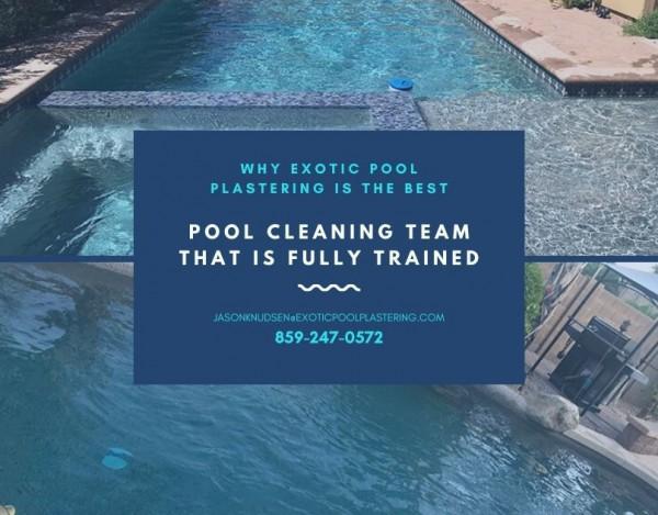 Gunite Pool Renovation Companies