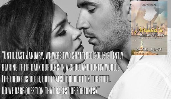 Anissa's Redemption Book Teaser