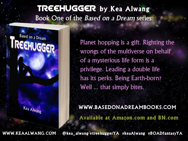 Treehugger (Based on a Dream, #1) is .99 until 1/10/14 http://www.basedonadreambooks.com/reviews.html