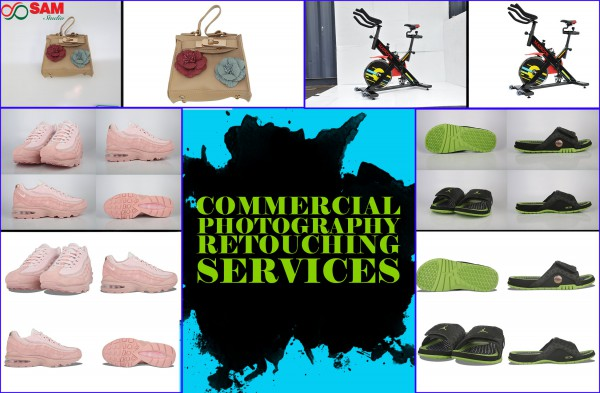 Commercial Product Editing and Retouching Service Provider