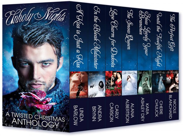 Unholy Nights, a Twisted Christmas Anthology