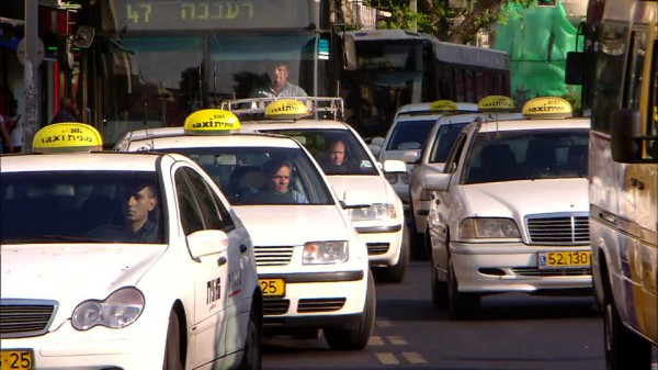 Superior taxi service from Ben Gurion Airport to Eilat City