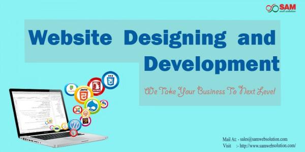 Responsive Website Designing an Development Service Provider
