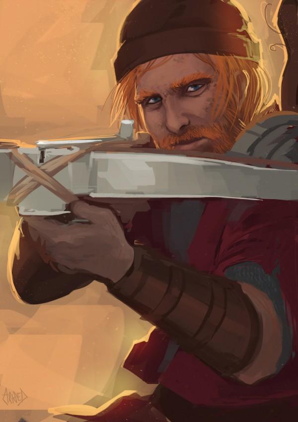 Fiddler by Artsed (http://artsed.deviantart.com/)