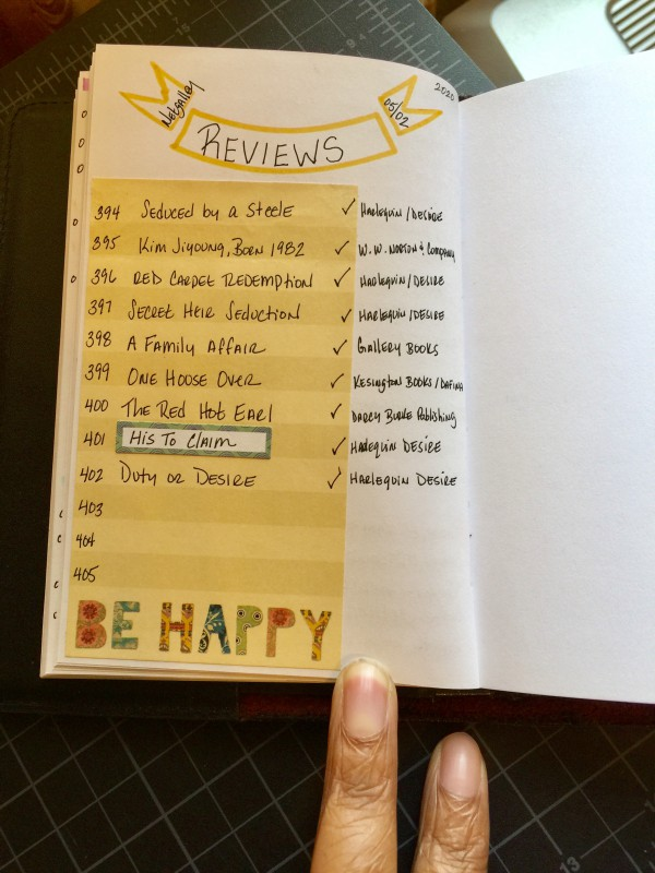 Wrote My 400th Review on Netgalley