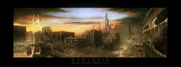 Dystopia by Daadaa from DeviantART