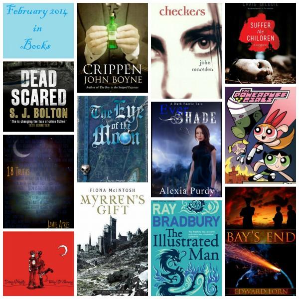 February 2014 in books