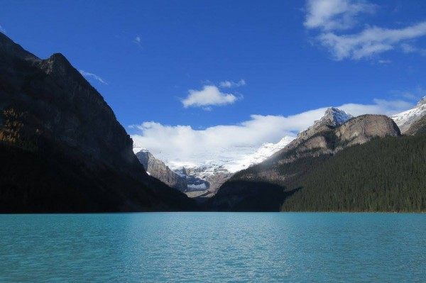 Lake Louise, Alberta on Sept. 27th