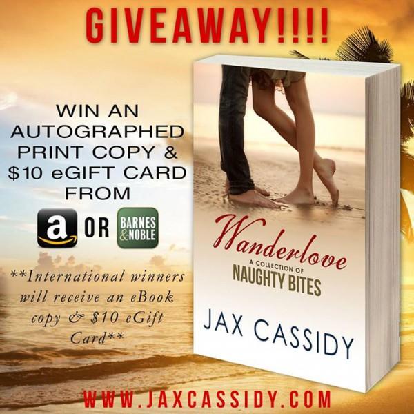 Wanderlove by Jax Cassidy