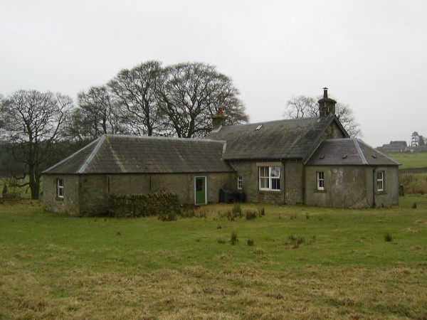 The Cottage from 'Clan' by David P Elliot