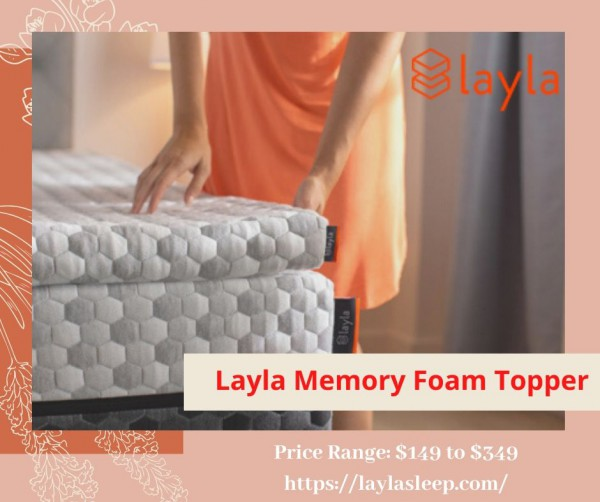 Copper Infused Mattress Topper | Laylasleep