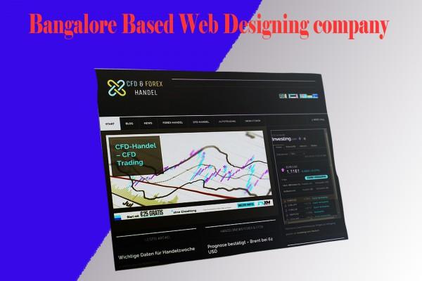 Bangalore Based Web Designing Company