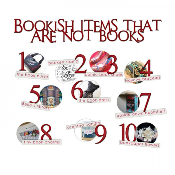 Bookish Items that are Not Books that I WANT to have