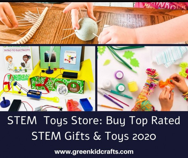 STEM  Toys Store: Buy Top Rated STEM Gifts & Toys 2020