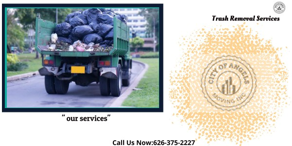 Best Trash Removal Company Pasadena CA