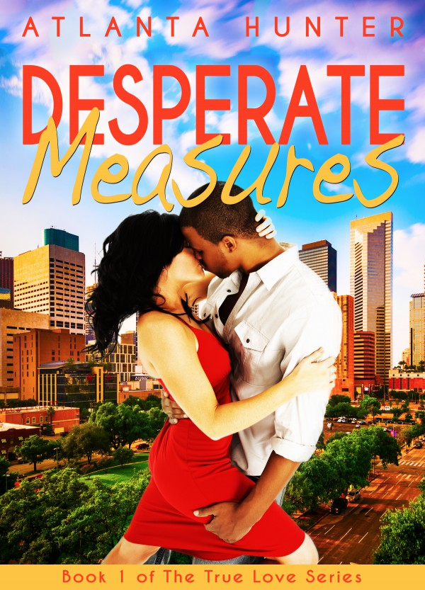 New look for Desperate Measures!