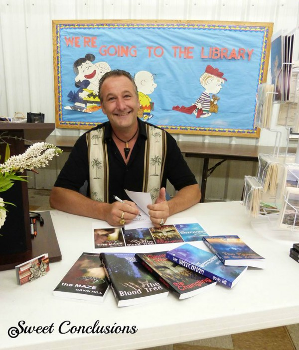 From my US book event 2014