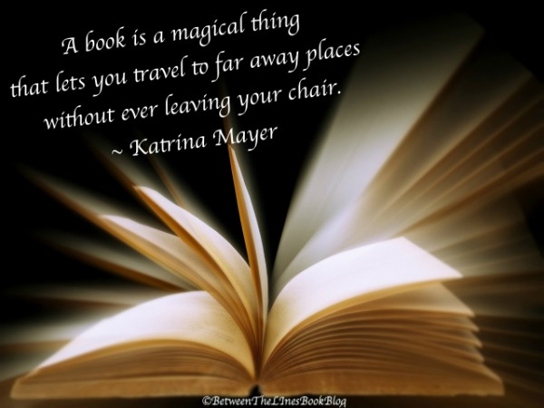 A Book is a Magical Thing
