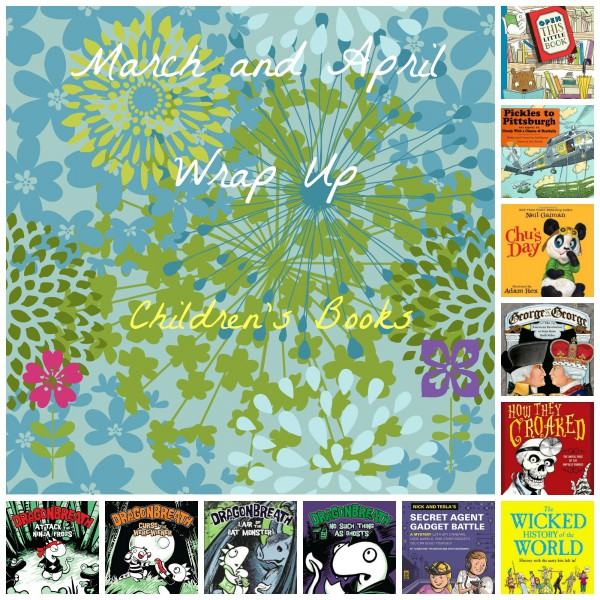 March and April Review Part I