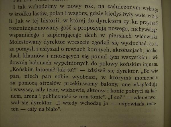 """Tomasz Różycki, """"Tomi. Notatki z miejsca postoju"""""""