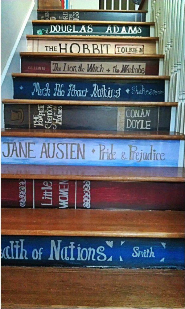 I want these steps!
