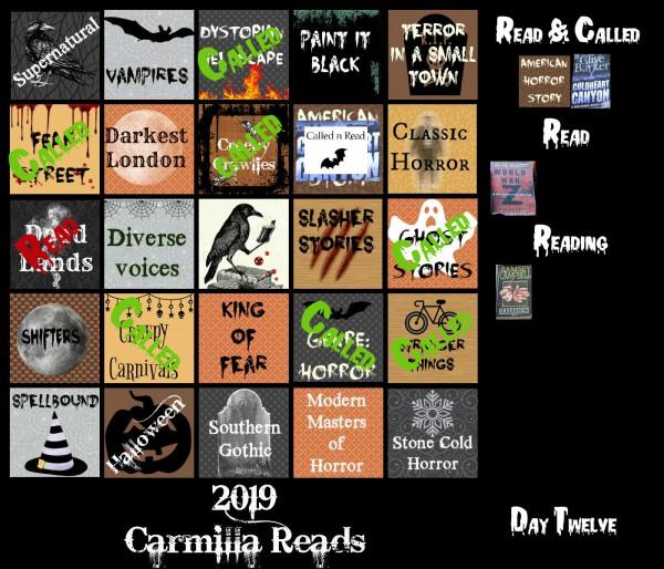Halloween Bingo update