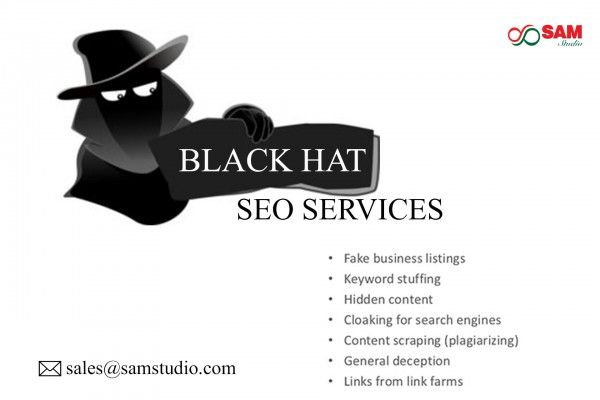 What is Black Hat SEO? Different Types of Black Hat SEO Techniques