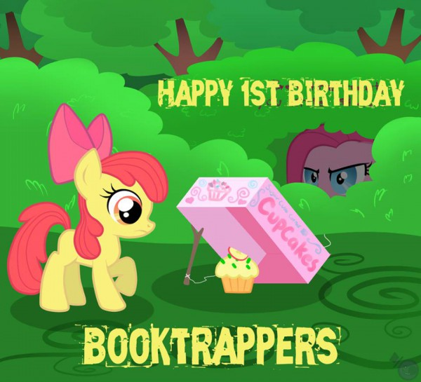 Booktrap's 1st Birthday Party