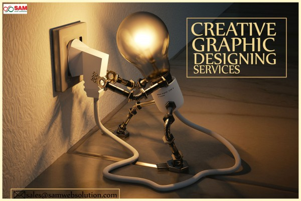 Creative Graphic Designing Services - Banner, Logo, Brochures Services