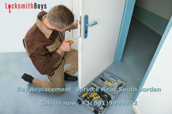 Key Replacment Service Near South Jordan