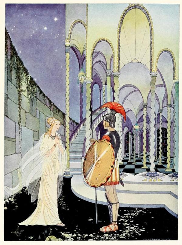 Virginia Frances Sterrett, Tanglewood Tales 1