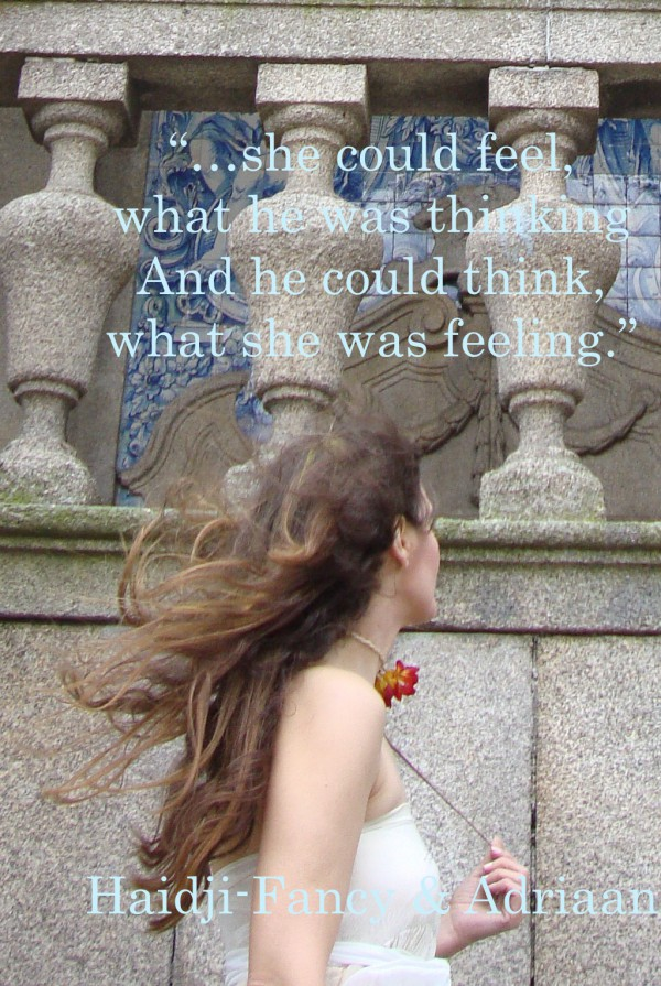 Thinking...Feeling - Book Quote - Fancy & Adriaan by Haidji