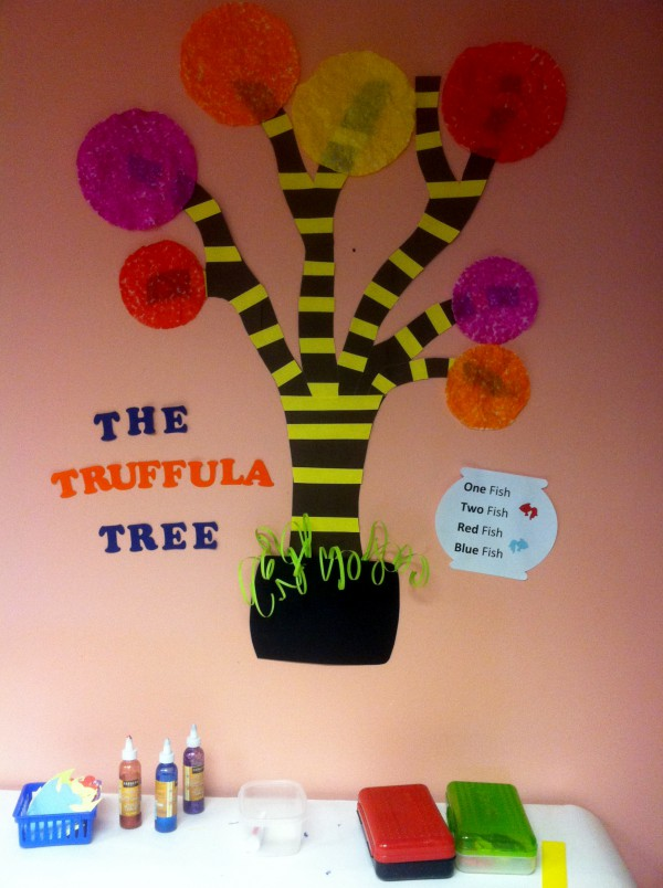 The Truffula Tree