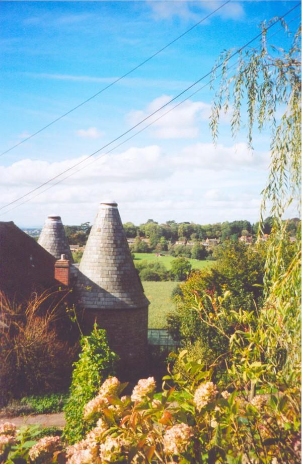 Former oast house, Ledbury
