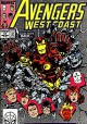 Avengers West Coast #51 : I Sing of Arms and Heroes (Marvel Comics) - Marvel Comics