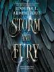 Storm and Fury (The Harbinger #1) - Jennifer L. Armentrout