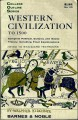 Western Civilization to 1500 (College Outline) - Walther Kirchner